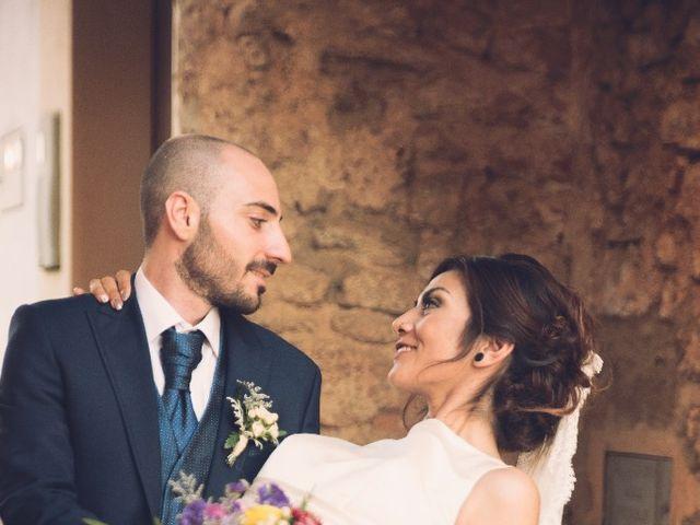 La boda de Daniel  y Ivanna en Montferri, Tarragona 31