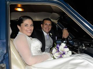 La boda de Juan Pedro y Sonia