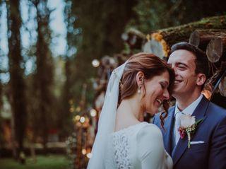 La boda de Gisela y Álvaro