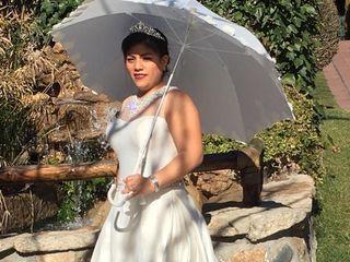 La boda de Katherine  y Agustin 1