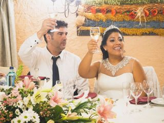 La boda de Katherine  y Agustin