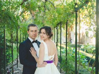La boda de Gloria y Óscar