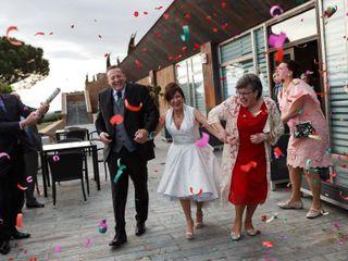 La boda de Belen y Loren