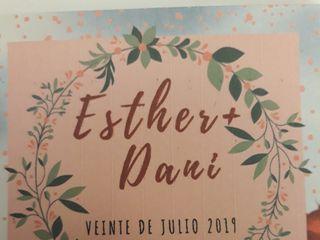La boda de Esther  y Dani  1