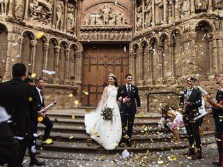 La boda de Ana Gabriela y Javier