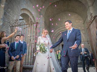 La boda de Yolanda y Hugo