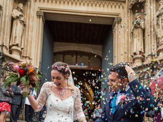 La boda de Noémie y Javier 3