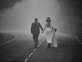 La boda de Marta y Cristian