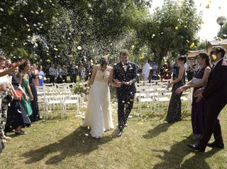 La boda de Maitane y Haritz