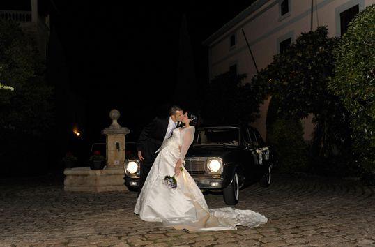 La boda de Sonia y Juan Pedro en Santa Maria Del Cami (Isla De Mallorca), Islas Baleares 1