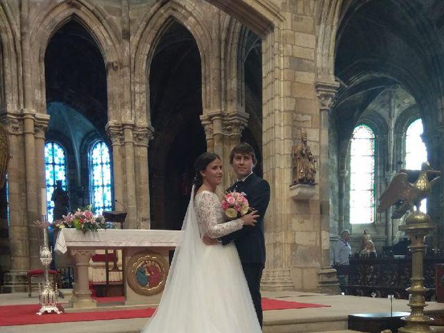 La boda de David  y Ilduara  en Castro Urdiales, Cantabria 1