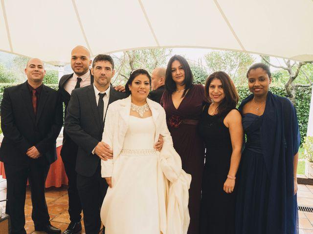La boda de Agustin y Katherine  en Montornes Del Valles, Barcelona 3