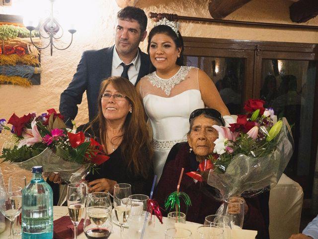 La boda de Agustin y Katherine  en Montornes Del Valles, Barcelona 7