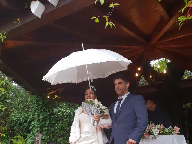 La boda de Agustin y Katherine  en Montornes Del Valles, Barcelona 9