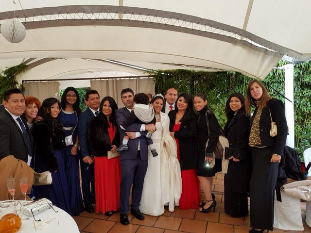 La boda de Agustin y Katherine  en Montornes Del Valles, Barcelona 10