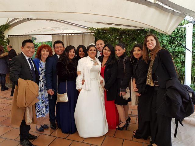 La boda de Agustin y Katherine  en Montornes Del Valles, Barcelona 13