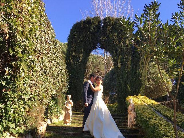 La boda de Agustin y Katherine  en Montornes Del Valles, Barcelona 1