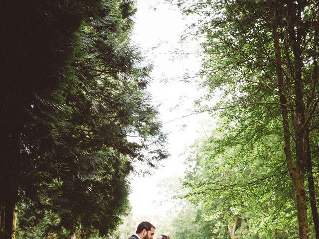 La boda de Marcos y Noelia en Mos, Pontevedra 3