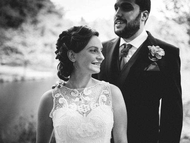 La boda de Marcos y Noelia en Mos, Pontevedra 11