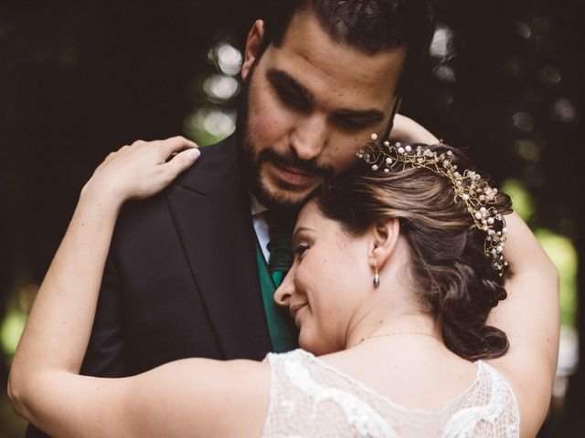 La boda de Marcos y Noelia en Mos, Pontevedra 12