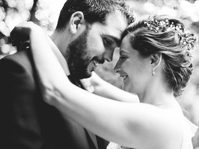 La boda de Noelia y Marcos