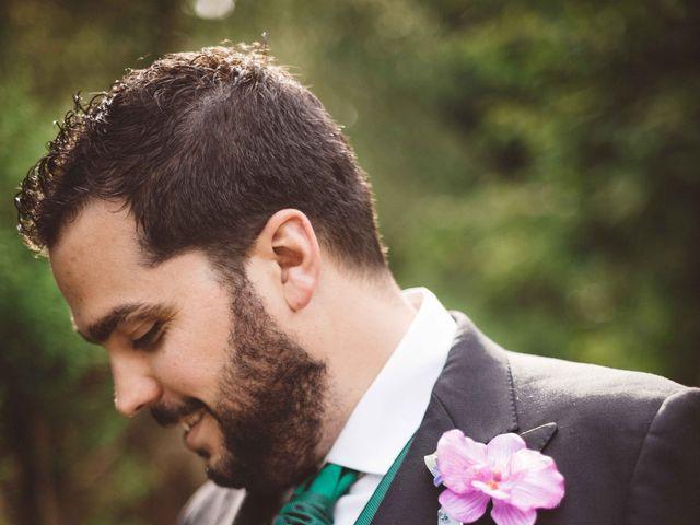 La boda de Marcos y Noelia en Mos, Pontevedra 13