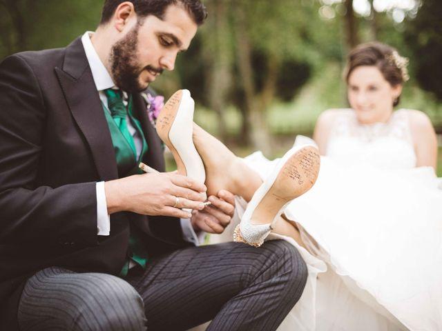 La boda de Marcos y Noelia en Mos, Pontevedra 16