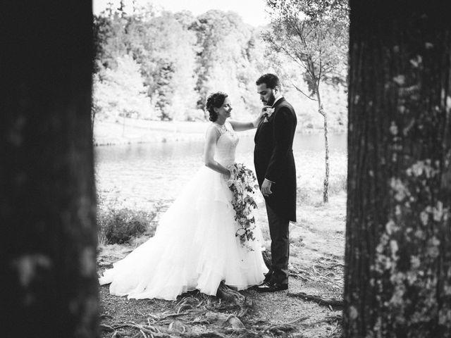 La boda de Marcos y Noelia en Mos, Pontevedra 18