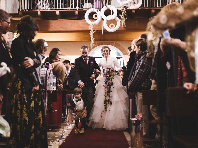 La boda de Marcos y Noelia en Mos, Pontevedra 20