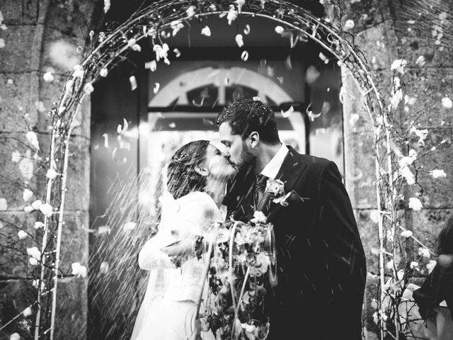 La boda de Marcos y Noelia en Mos, Pontevedra 23
