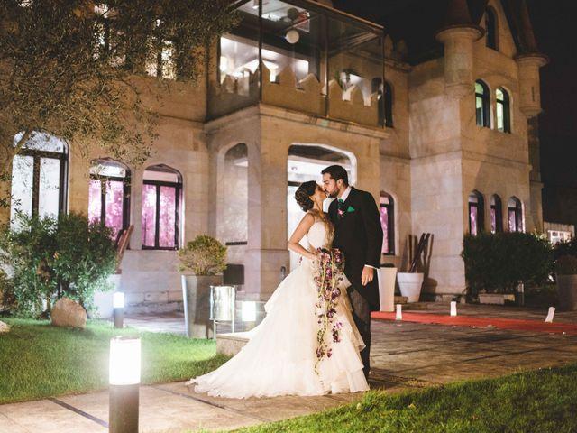 La boda de Marcos y Noelia en Mos, Pontevedra 25