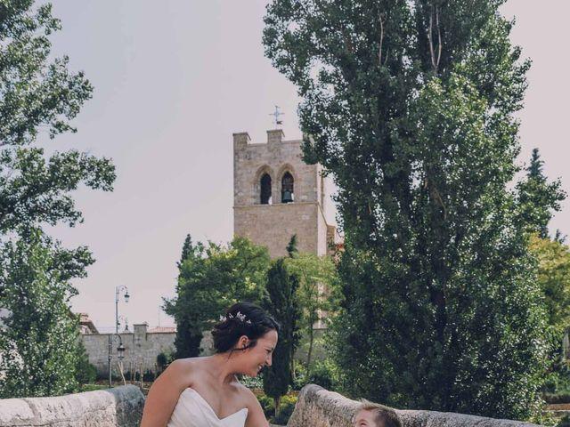 La boda de Rubén y Ana en Aranda De Duero, Burgos 10