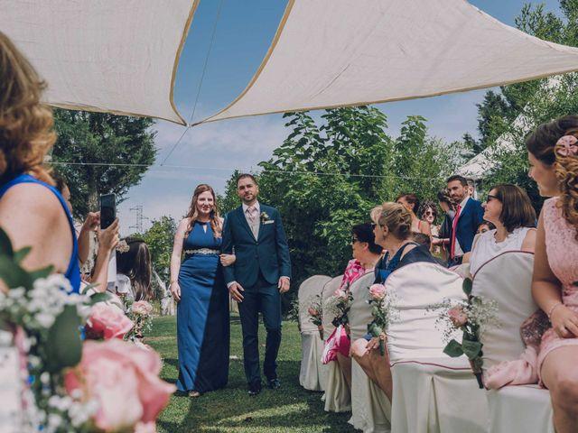 La boda de Rubén y Ana en Aranda De Duero, Burgos 15