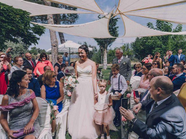 La boda de Rubén y Ana en Aranda De Duero, Burgos 16