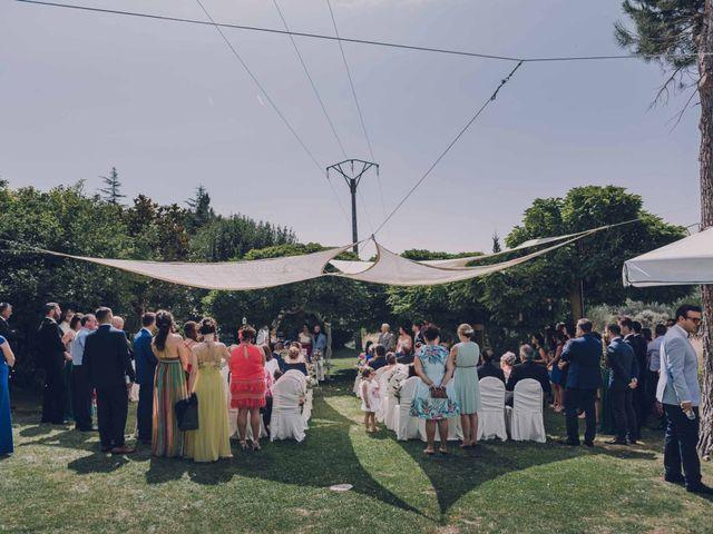 La boda de Rubén y Ana en Aranda De Duero, Burgos 20