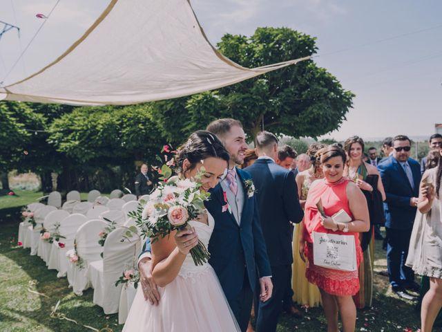 La boda de Rubén y Ana en Aranda De Duero, Burgos 32