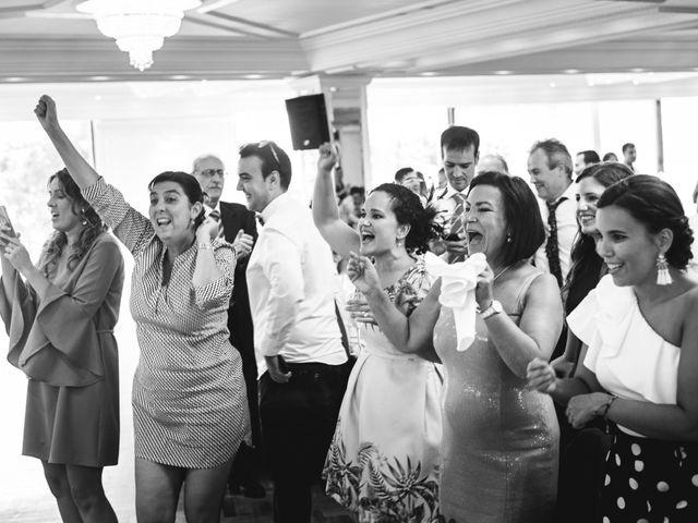 La boda de Rubén y Ana en Aranda De Duero, Burgos 74