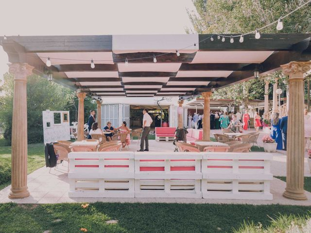 La boda de Rubén y Ana en Aranda De Duero, Burgos 88