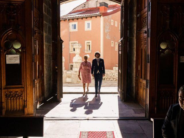 La boda de José y Sandra en Burgos, Burgos 18