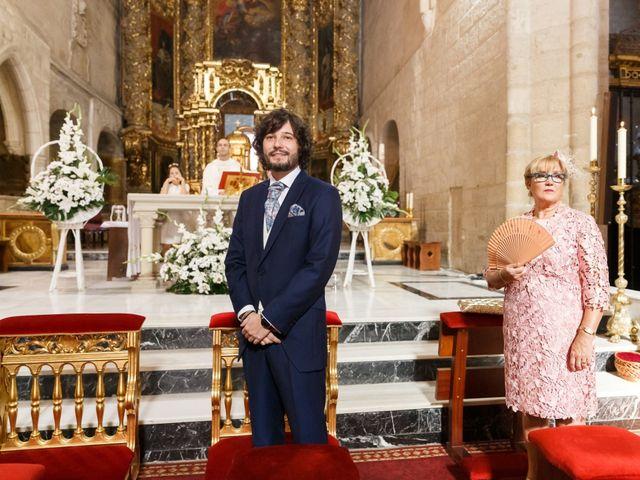 La boda de José y Sandra en Burgos, Burgos 19