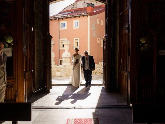 La boda de José y Sandra en Burgos, Burgos 22