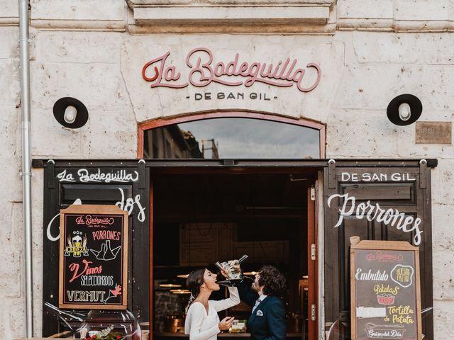 La boda de José y Sandra en Burgos, Burgos 33