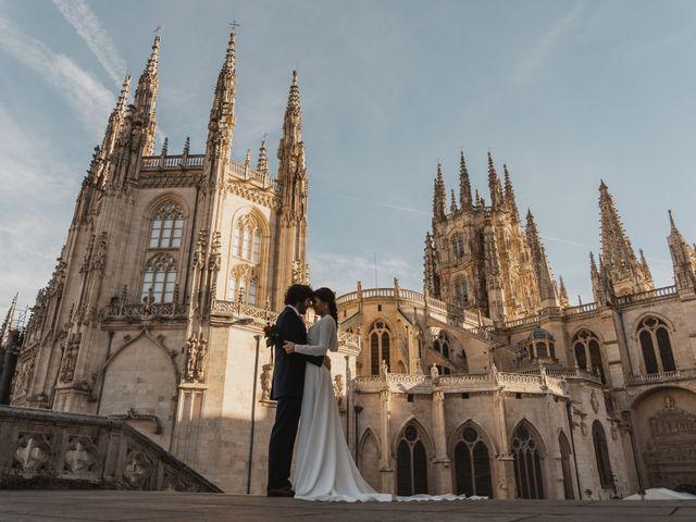 La boda de José y Sandra en Burgos, Burgos 35