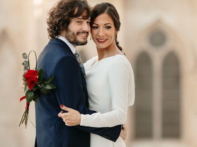 La boda de José y Sandra en Burgos, Burgos 37