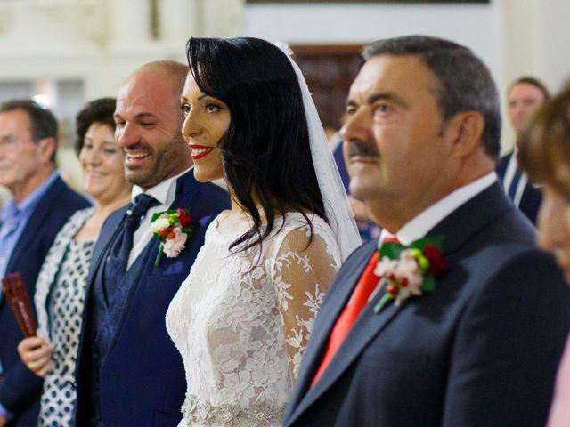 La boda de Vicente y Patricia en Casas Ibañez, Albacete 2