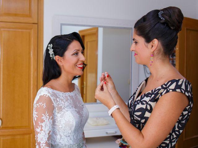La boda de Vicente y Patricia en Casas Ibañez, Albacete 8