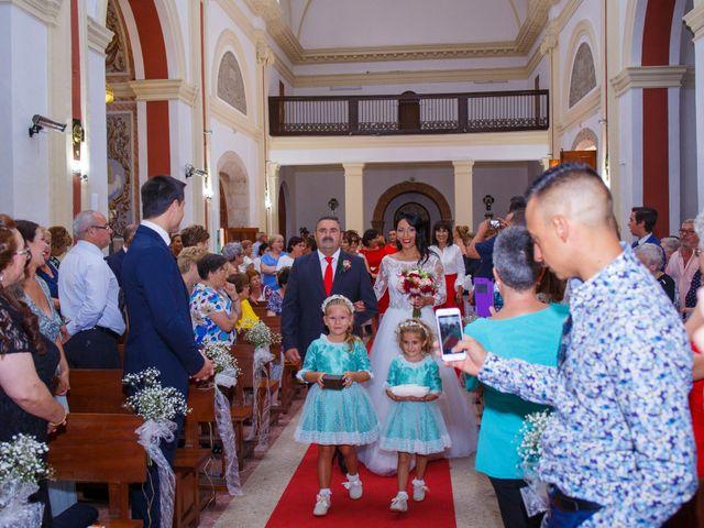 La boda de Vicente y Patricia en Casas Ibañez, Albacete 10