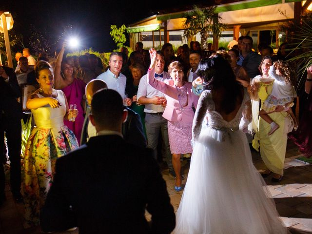 La boda de Vicente y Patricia en Casas Ibañez, Albacete 1