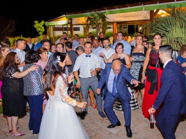 La boda de Vicente y Patricia en Casas Ibañez, Albacete 14