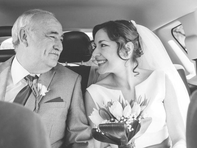 La boda de Óscar y Gloria en Alcalá De Henares, Madrid 2